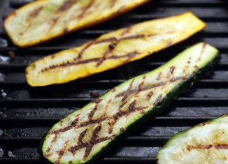courgette salade