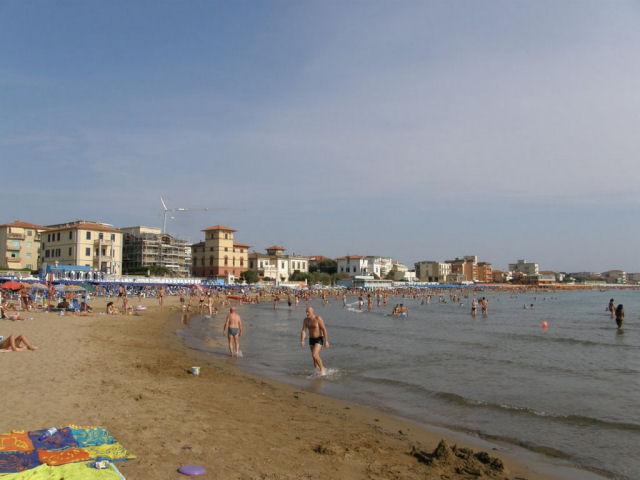 San Vincenzo strand