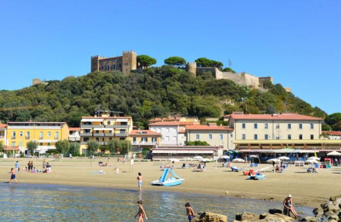 Mooiste stranden van Toscane