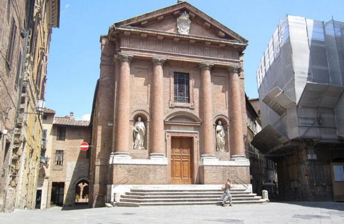 San Cristoforo kerk