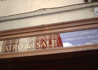 Teatro del Sale in Florence