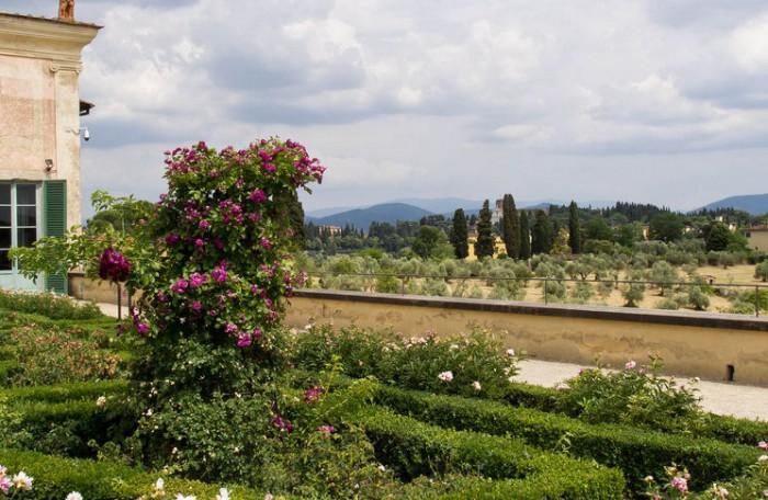 Boboli tuinen in Florence