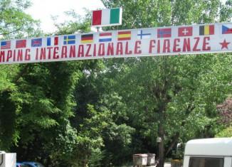 Camping Firenze