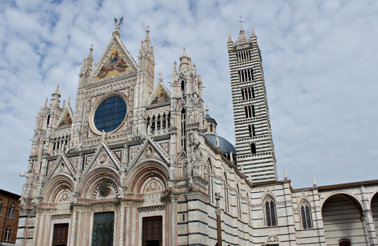 Kathedraal Van Siena.Kathedraal Van Siena Toscane Nl