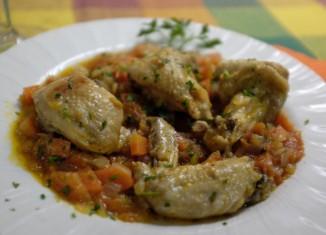 Pollo alla Toscana