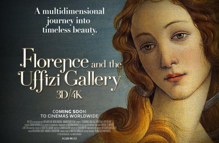 Florence en de Galleria degli Uffizi