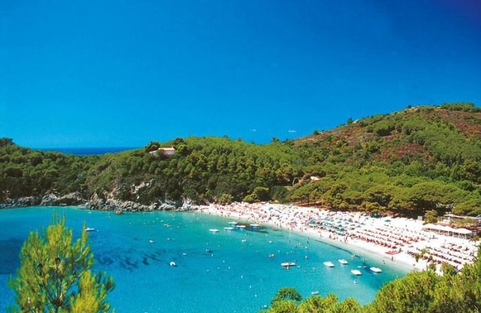 Vakantie aan de Toscaanse kust