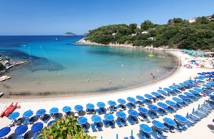 Strandvakantie Toscane